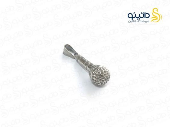 عکس گردنبند مردانه میکروفون 12041 - انواع مدل گردنبند مردانه میکروفون 12041