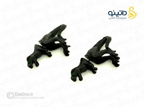 عکس گوشواره حیوانات دایناسور-Toxic.E.7 - انواع مدل گوشواره حیوانات دایناسور-Toxic.E.7