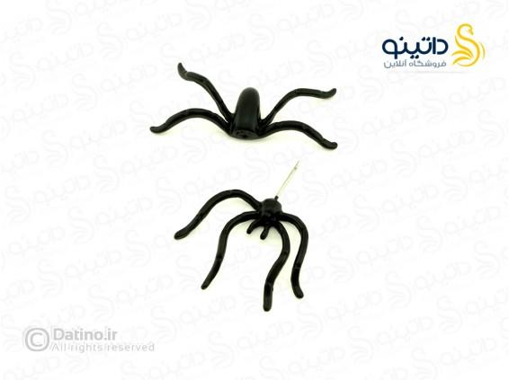 عکس گوشواره حیوانات عنکبوت-Toxic.E.8 - انواع مدل گوشواره حیوانات عنکبوت-Toxic.E.8