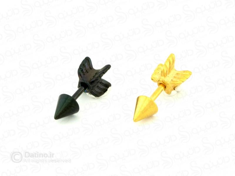 عکس پیرسینگ گوش تیر-Zarrin.P.28 - انواع مدل پیرسینگ گوش تیر-Zarrin.P.28