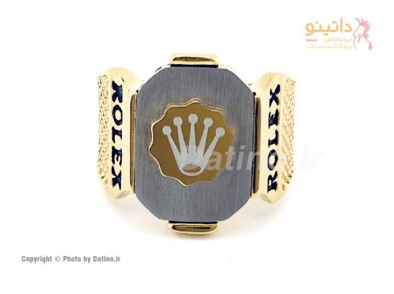 عکس انگشتر مردانه رولکس رپلیکا-Zarrin.R.27 - انواع مدل انگشتر مردانه رولکس رپلیکا-Zarrin.R.27