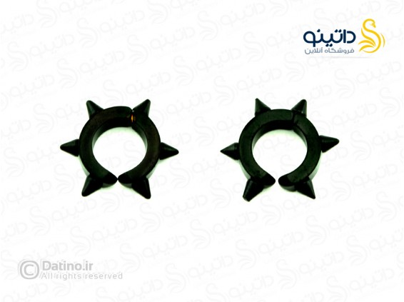 عکس گوشواره شش میخ کیلان benli-e-2 - انواع مدل گوشواره شش میخ کیلان benli-e-2