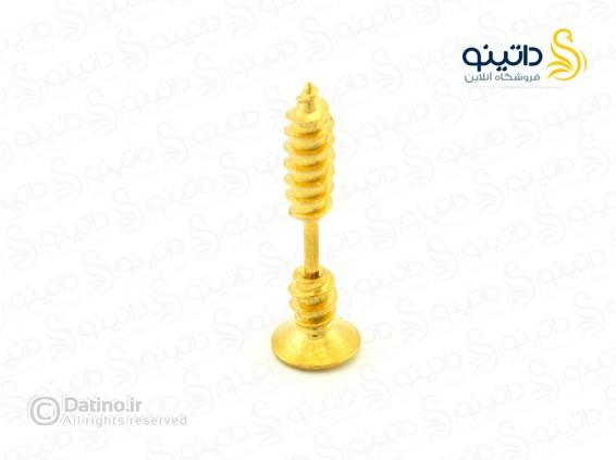 عکس پیرسینگ گوش طرح پیچ benli-p-26 - انواع مدل پیرسینگ گوش طرح پیچ benli-p-26