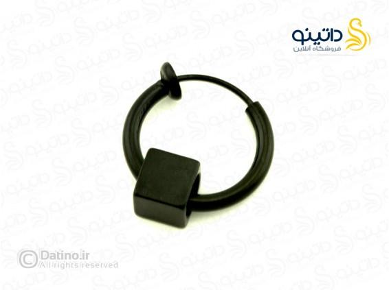 عکس پیرسینگ حلقه ای آویز مربعی benli-p-4 - انواع مدل پیرسینگ حلقه ای آویز مربعی benli-p-4