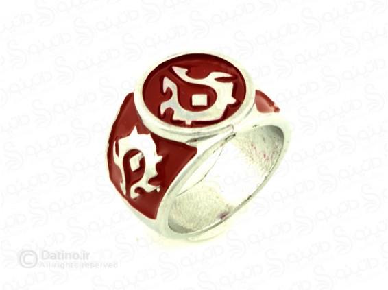 عکس انگشتر وارکرافت نماد هورد fan-r-49 - انواع مدل انگشتر وارکرافت نماد هورد fan-r-49
