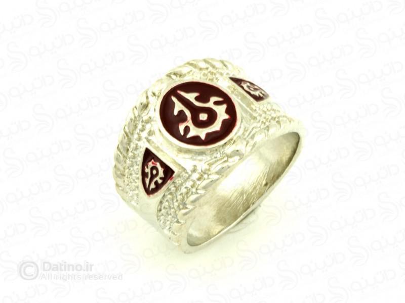 عکس انگشتر نماد هورد وارکرافت fan-r-52 - انواع مدل انگشتر نماد هورد وارکرافت fan-r-52