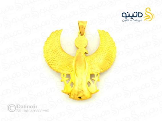 عکس گردنبند مردانه عقاب مصری kalen-n-4 - انواع مدل گردنبند مردانه عقاب مصری kalen-n-4