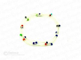 پابند زنانه نخ ابریشمی مهره ای jewellery-10068