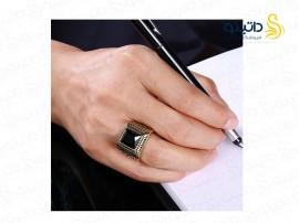 انگشتر مردانه لوکس سیندری 10080