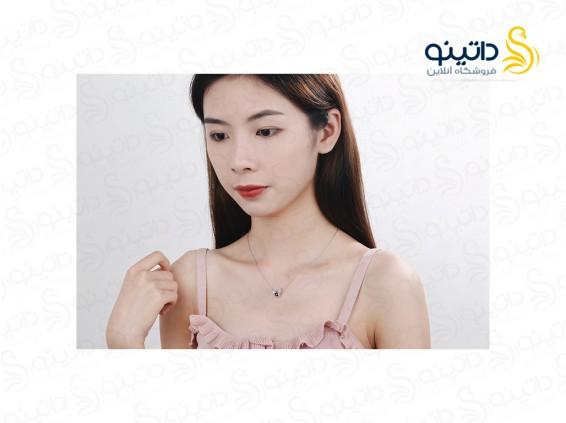 عکس گردنبند زنانه  دوستت دارم به صد زبان دنیا گوزن ماده 10116 - انواع مدل گردنبند زنانه  دوستت دارم به صد زبان دنیا گوزن ماده 10116