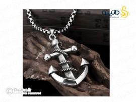 گردنبند مردانه لنگر کاپیتان اقیانوس 11963