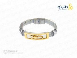 دستبند اسپرت استیل عقرب 12107