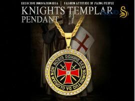گردنبند صلیب شوالیه های جنگجو 12163
