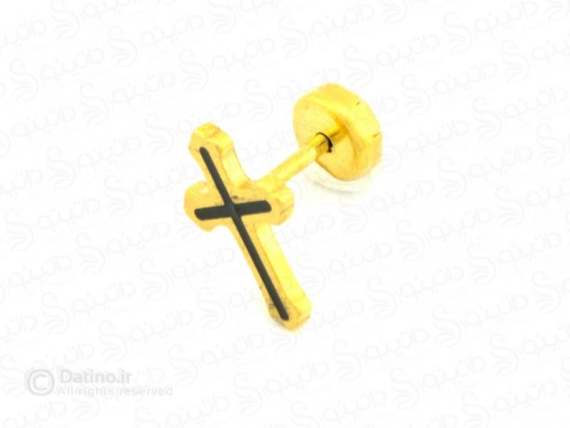 عکس پیرسینگ صلیب مذهبی piercing-10001 - انواع مدل پیرسینگ صلیب مذهبی piercing-10001