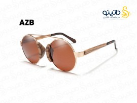 عینک آفتابی چوبی زنانه جیانلوکا azb-ew-3