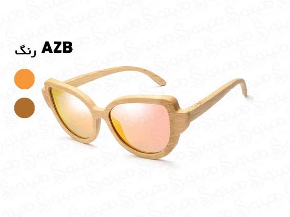 عکس عینک آفتابی چوبی رامیرا azb-ew-4 - انواع مدل عینک آفتابی چوبی رامیرا azb-ew-4
