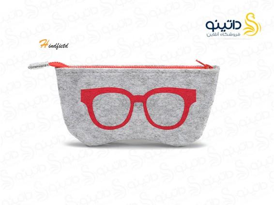 عکس کیف نمدی مخصوص عینک  hindfield-b-1 - انواع مدل کیف نمدی مخصوص عینک  hindfield-b-1