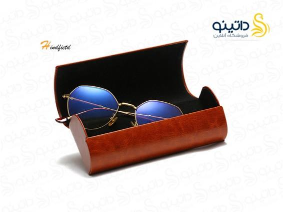 عکس جعبه چرم عینک لوکس hindfield-b-3 - انواع مدل جعبه چرم عینک لوکس hindfield-b-3