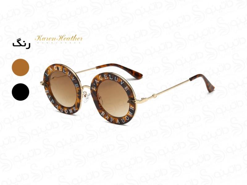 عکس عینک آفتابی طرح karenheather-ew-1 rapauomr - انواع مدل عینک آفتابی طرح karenheather-ew-1 rapauomr