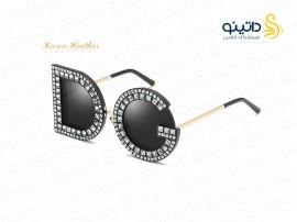 عینک آفتابی زنانه طرح karenheather-ew-3 DG