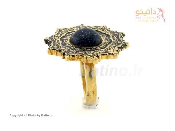 انگشتر زنانه برنجی تارا-Datino.R.22