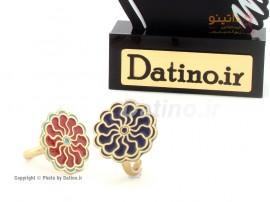 انگشتر زنانه برنجی رابو-Datino.R.23