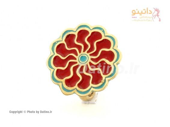 عکس انگشتر زنانه برنجی رابو-Datino.R.23 - انواع مدل انگشتر زنانه برنجی رابو-Datino.R.23