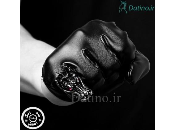 عکس انگشتر مردانه دیلانگ دراگون-Gomaya.R.11 - انواع مدل انگشتر مردانه دیلانگ دراگون-Gomaya.R.11
