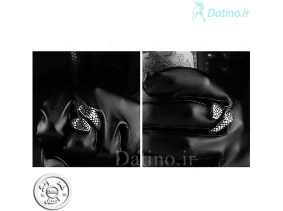 عکس انگشتر مردانه مار کبری-Gomaya.R.2 - انواع مدل انگشتر مردانه مار کبری-Gomaya.R.2