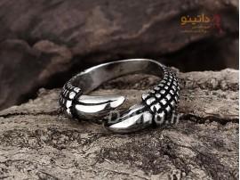 انگشتر مردانه چنگال عقاب-Gomaya.R.31