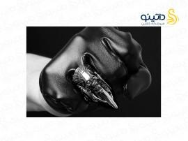 انگشتر مردانه چنگ جنگوی سرخپوستی gomaya-r-39