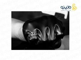 انگشتر زنانه تاج ملکه وحشت gomaya-r-48
