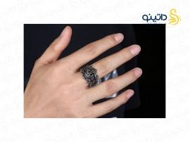 انگشتر مردانه تاج سلطنتی gomaya-r-52