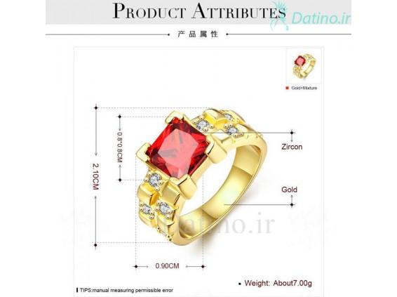 عکس انگشتر زنانه کاپلا-INALIS.R.1 - انواع مدل انگشتر زنانه کاپلا-INALIS.R.1