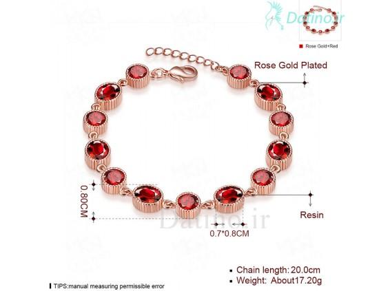 عکس دستبند زنانه آنیکا-LEKANI.B.1 - انواع مدل دستبند زنانه آنیکا-LEKANI.B.1