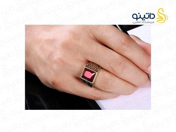 عکس انگشتر مردانه لوکس کلمنز lekani-r-10 - انواع مدل انگشتر مردانه لوکس کلمنز lekani-r-10