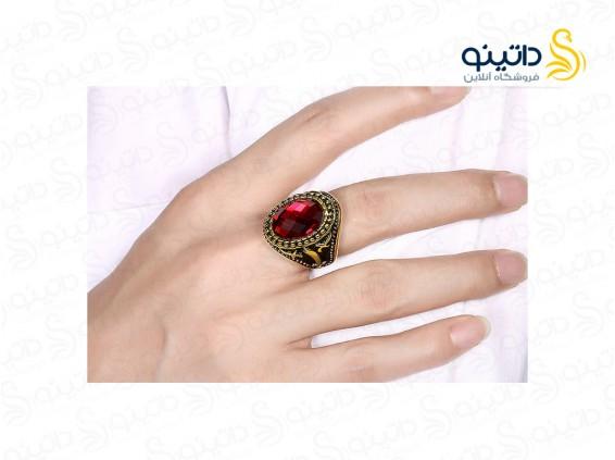 عکس انگشتر مردانه لوکس آلکات lekani-r-12 - انواع مدل انگشتر مردانه لوکس آلکات lekani-r-12