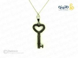 گردنبند کلید در عشق gothic-n-21