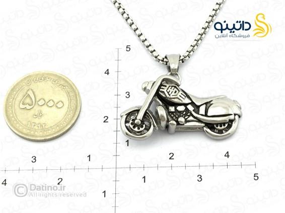 عکس گردنبند مردانه موتورسیکلت-Xiaonuo.N.16 - انواع مدل گردنبند مردانه موتورسیکلت-Xiaonuo.N.16