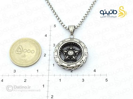 عکس گردنبند نماد شانس-Xiaonuo.N.3 - انواع مدل گردنبند نماد شانس-Xiaonuo.N.3