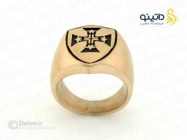 انگشتر مردانه نماد جنگهای صلیبی xiaonuo-r-4