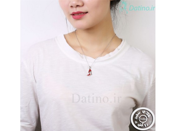 عکس گردنبند زنانه مارا-Romad.N.5 - انواع مدل گردنبند زنانه مارا-Romad.N.5
