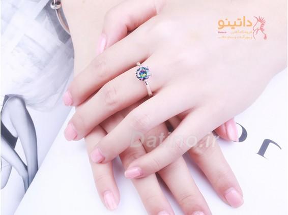 عکس انگشتر زنانه بریلی-Romad.R.2 - مدل انگشتر زنانه بریلی-Romad.R.2