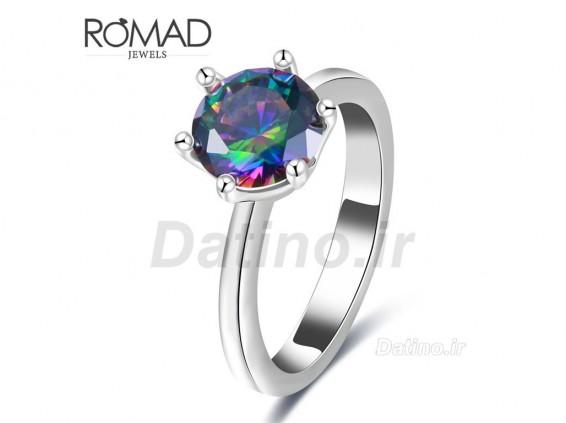 عکس انگشتر زنانه بریلی-Romad.R.2 - انواع مدل انگشتر زنانه بریلی-Romad.R.2