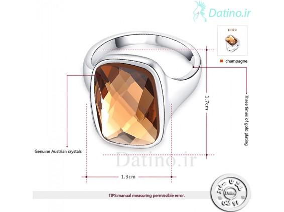عکس انگشتر زنانه میلنا روکسی-Roxi.R.11 - انواع مدل انگشتر زنانه میلنا روکسی-Roxi.R.11