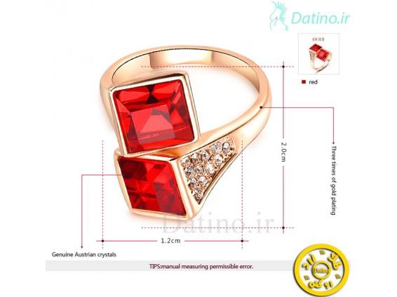 عکس انگشتر زنانه آدیرا روکسی-Roxi.R.12 - انواع مدل انگشتر زنانه آدیرا روکسی-Roxi.R.12
