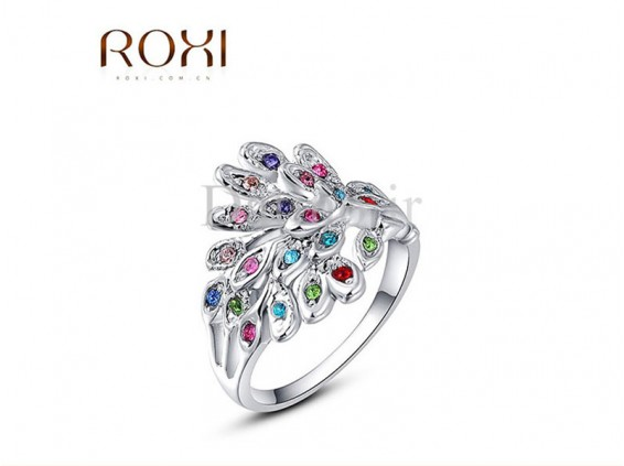 عکس انگشتر زنانه رونژا روکسی-Roxi.R.2 - انواع مدل انگشتر زنانه رونژا روکسی-Roxi.R.2