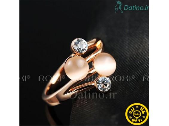 عکس انگشتر زنانه اپال مریال روکسی-Roxi.R.23 - انواع مدل انگشتر زنانه اپال مریال روکسی-Roxi.R.23