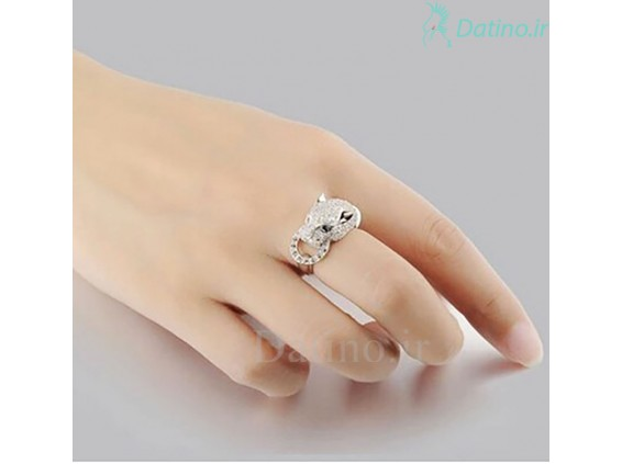 عکس انگشتر زنانه ببر رویال-Royal.R.108 - انواع مدل انگشتر زنانه ببر رویال-Royal.R.108