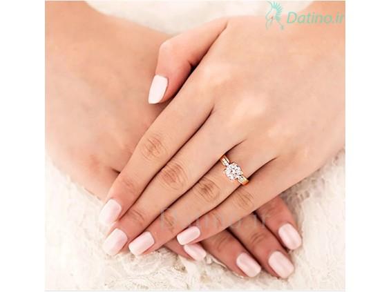 عکس انگشتر زنانه شایلا-Royal.R.113 - انواع مدل انگشتر زنانه شایلا-Royal.R.113